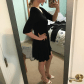 Lbd sleeve lbd winter time and express dresses