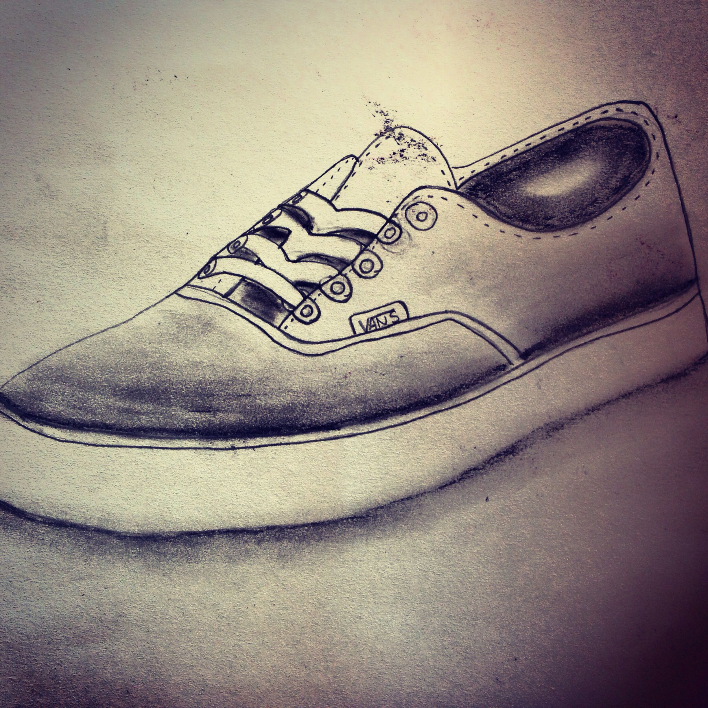Charcoal Drawing Middle School