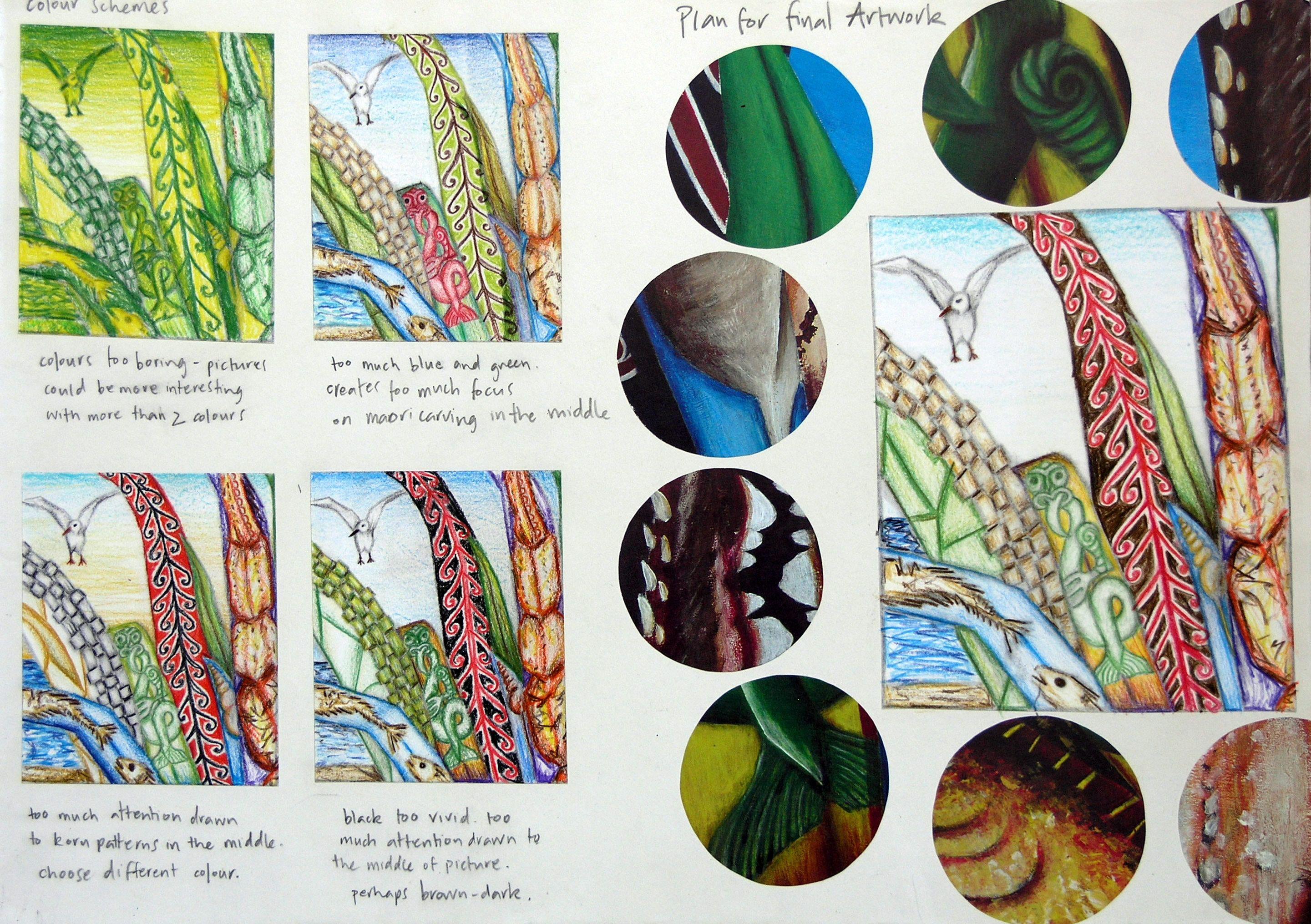 Looking For Gcse Art Ideas Sketchbooks