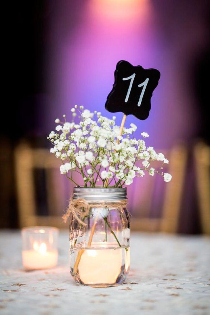 centros de mesa con meseros  Bodas en baires  Pinterest  Ideas