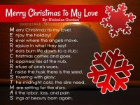 the - Merry Christmas My Love