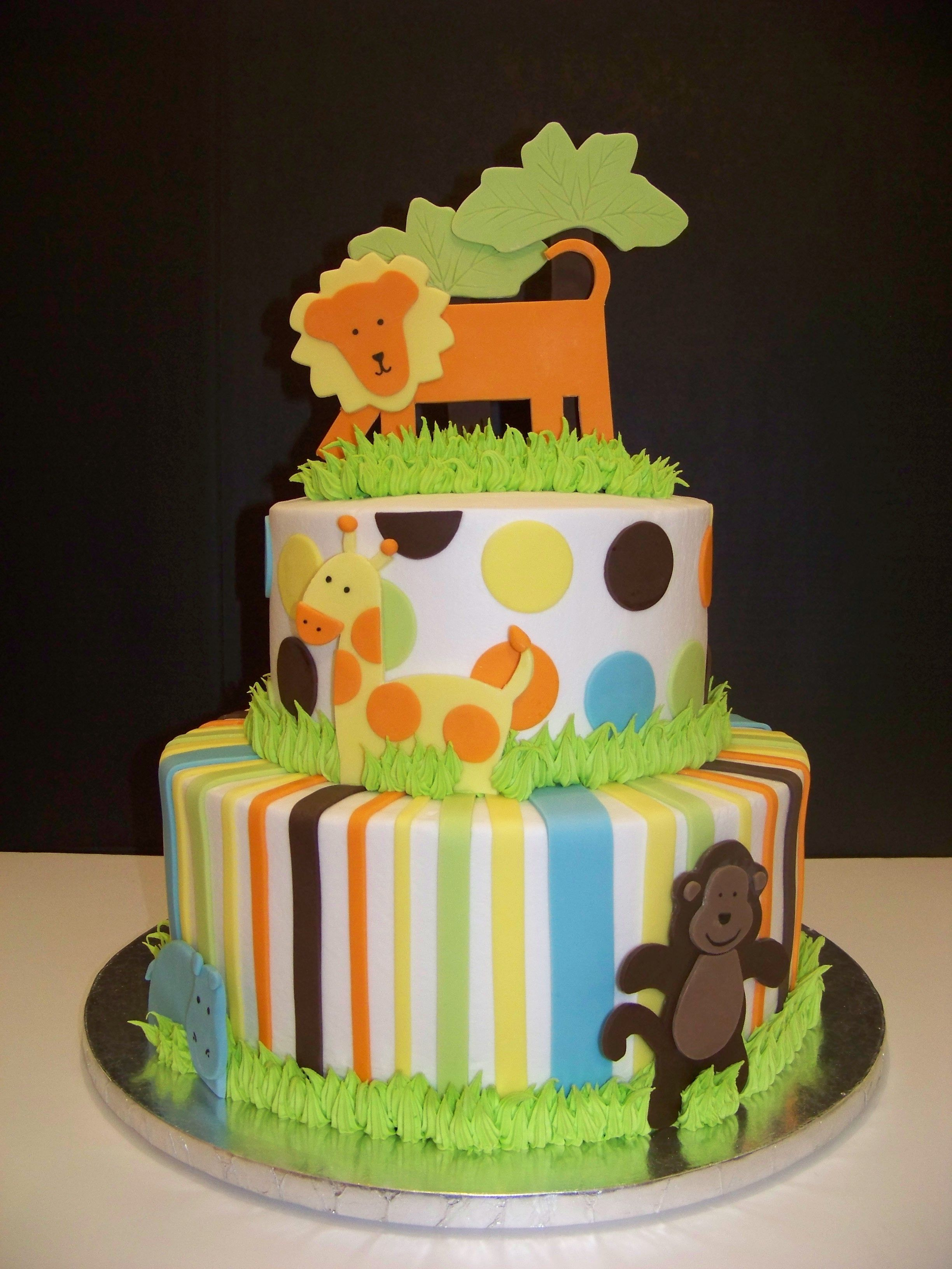 King Of The Jungle First Birthday Ideas
