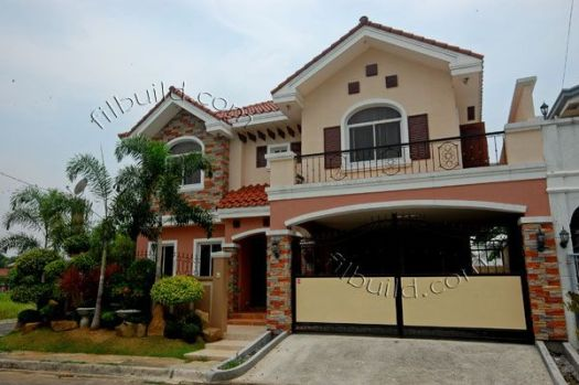 Custom Brand New Unfurnished Home Features Tour L House Design Ideas Philippines