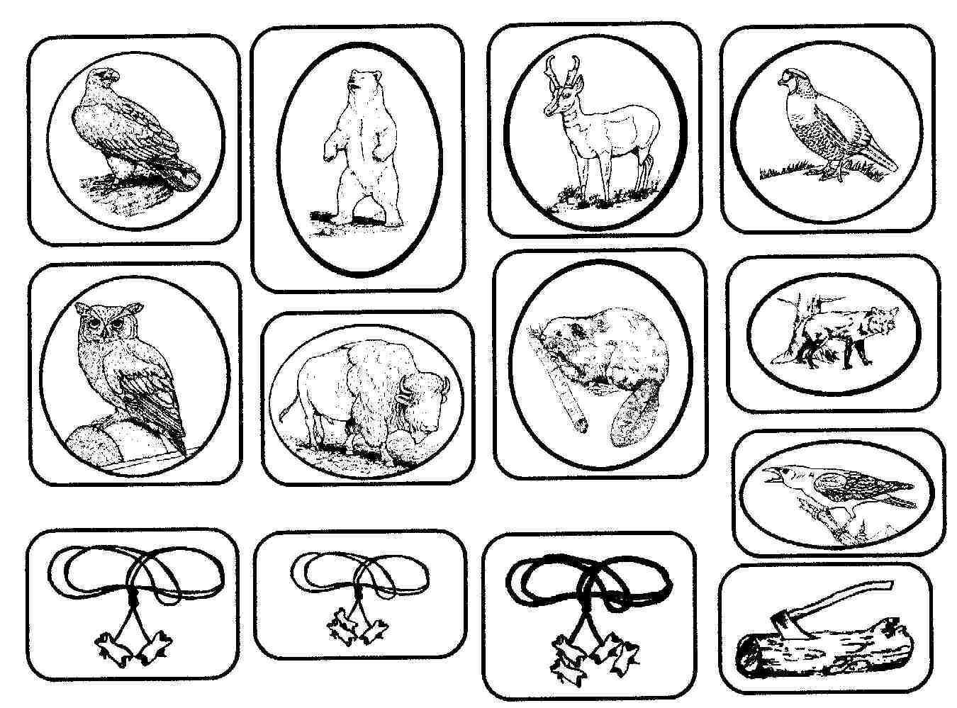 Wood Badge Symbols
