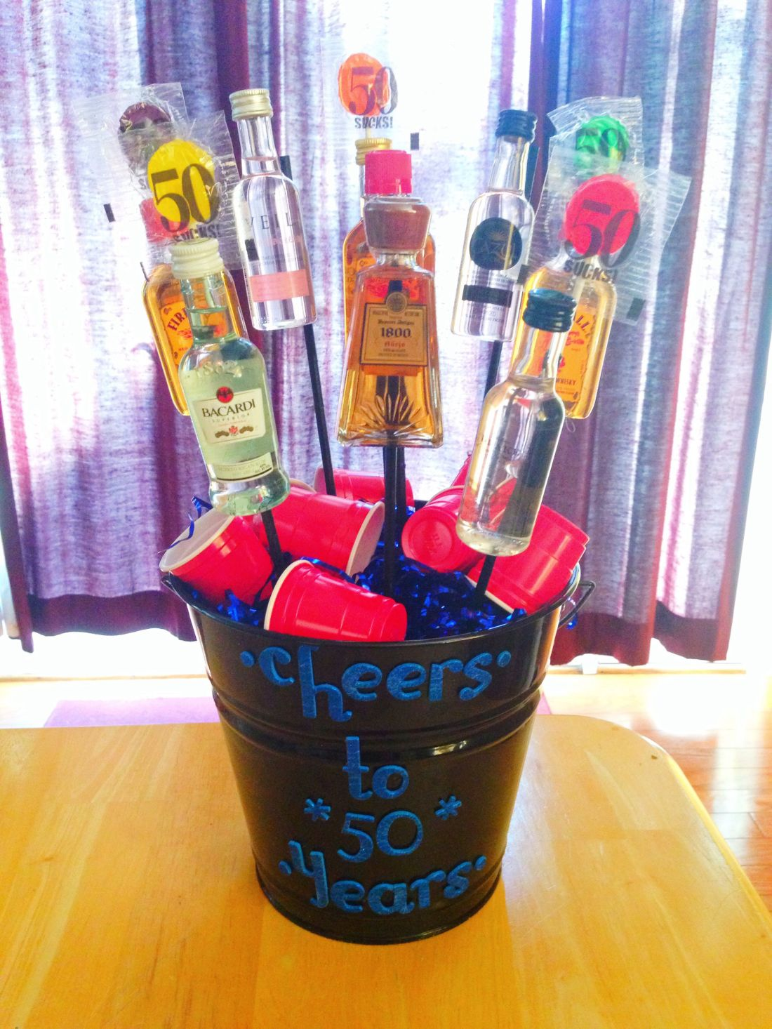 Alcohol gift for over 21 year olds pinterest inspired