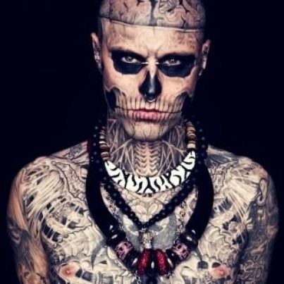 Image result for Rick Genest