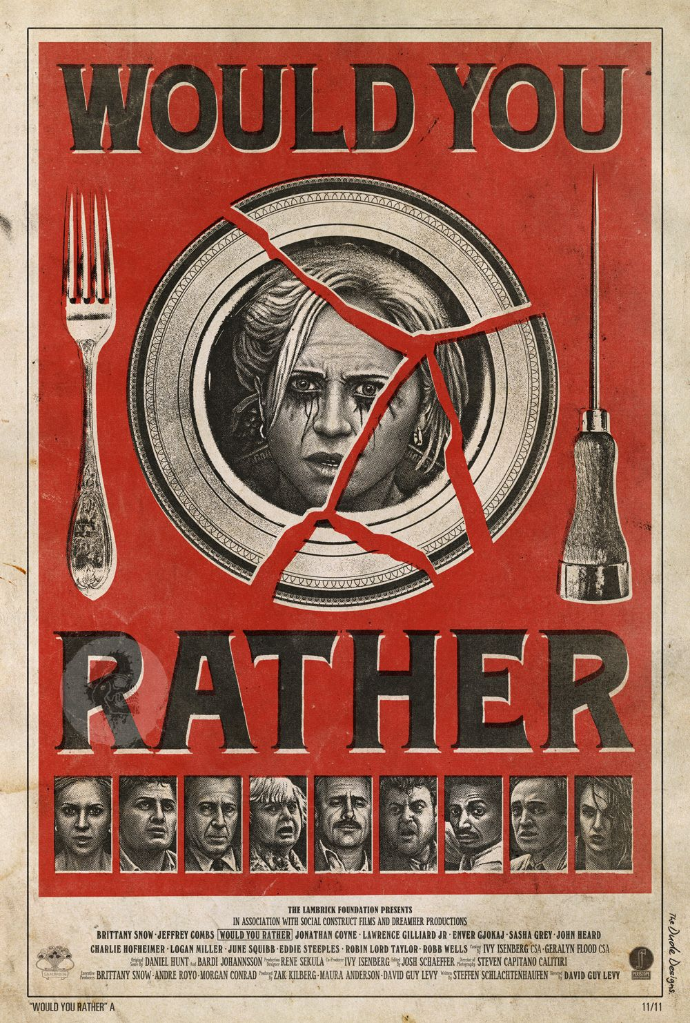 Poster do filme Would You Rather