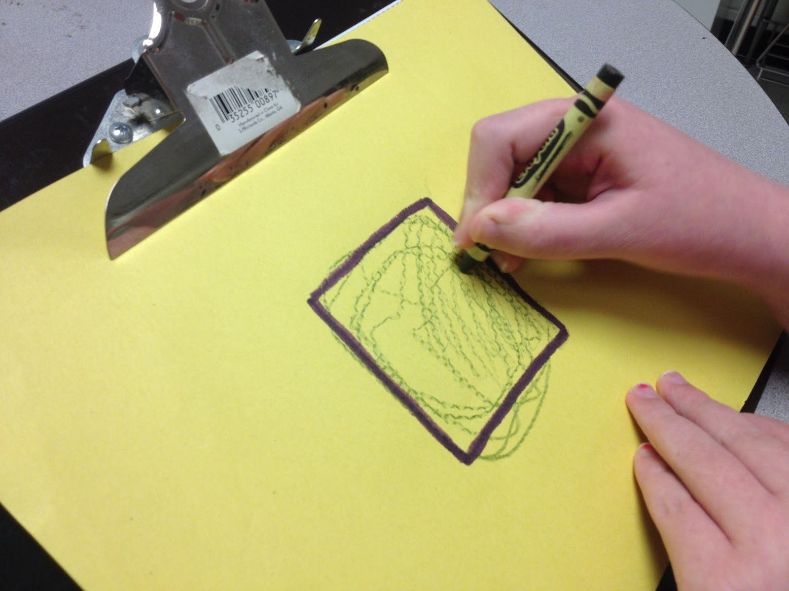 Pediatric Occupational Therapy Tips Visual Attention And Coloring Inside The Lines