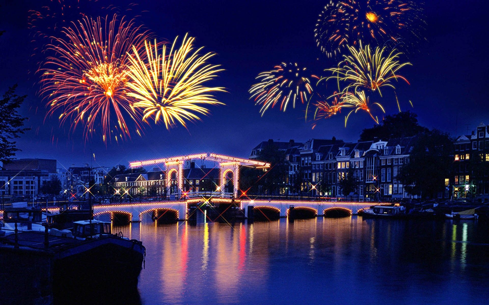 night new year backgrounds