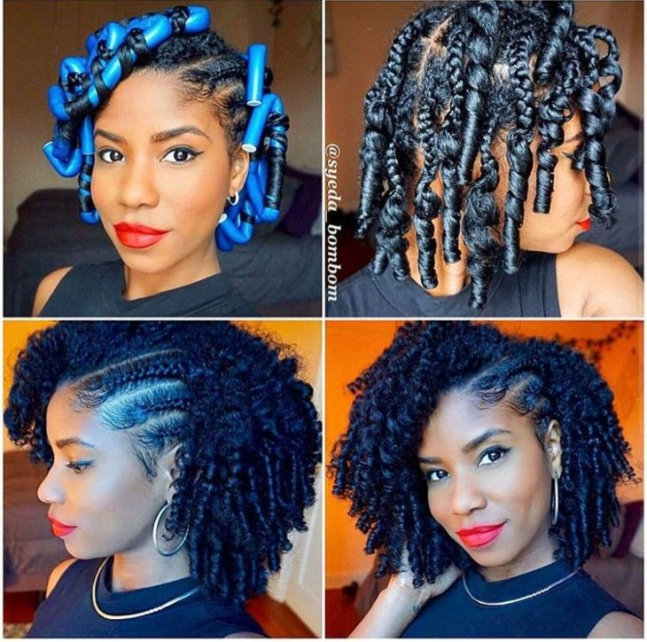 Pin by Summer on Natural Hair Relaxed Hair Fly Hair