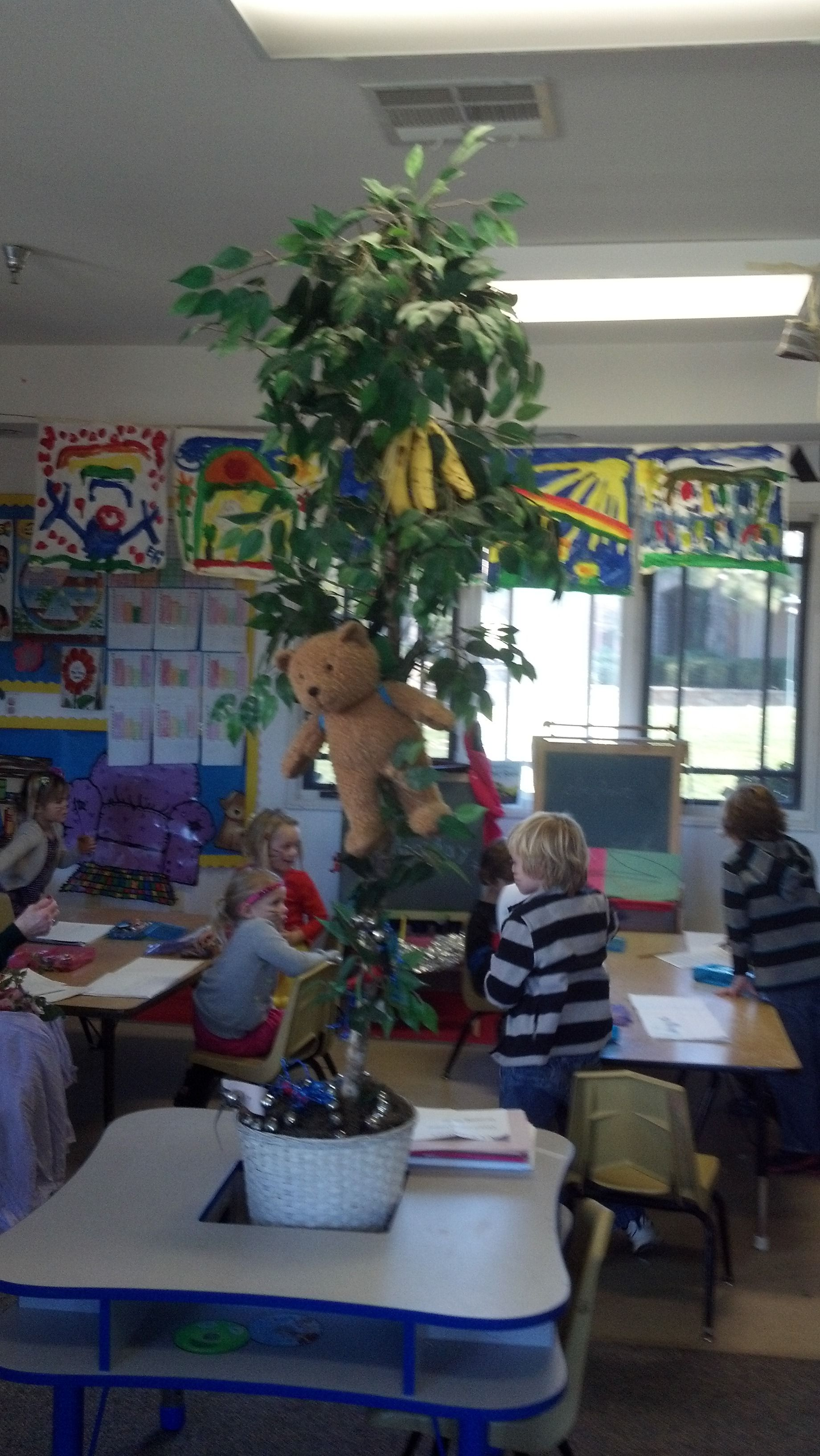 Wacky Wednesday Our Kindergarten Classroom Has Surprises Galore On Wacky Wednesday Brooms And