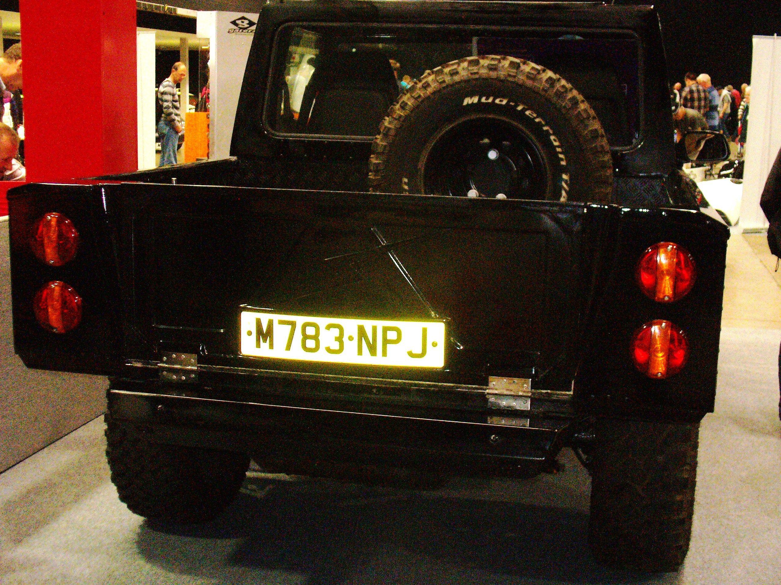 Landrover Discovery mk1 based kit car England