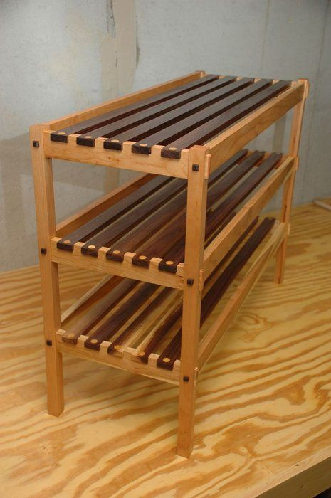 wooden shoe rack plans google search shoe storage on shoe rack wooden with door id=17526