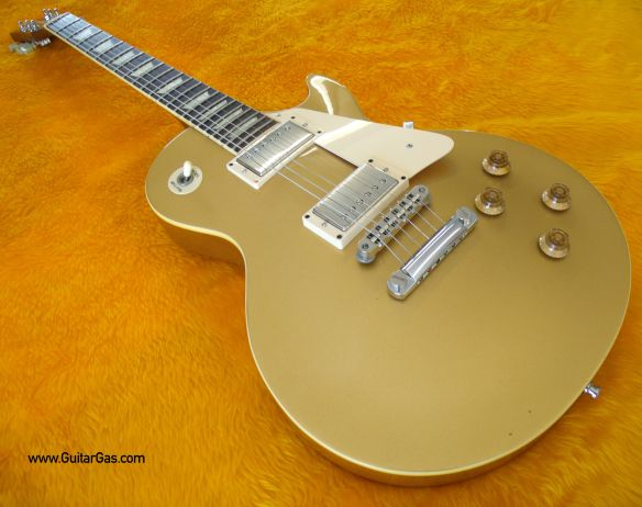Early to mid 80s made in Japan Fernandes Super Grade Gold Top