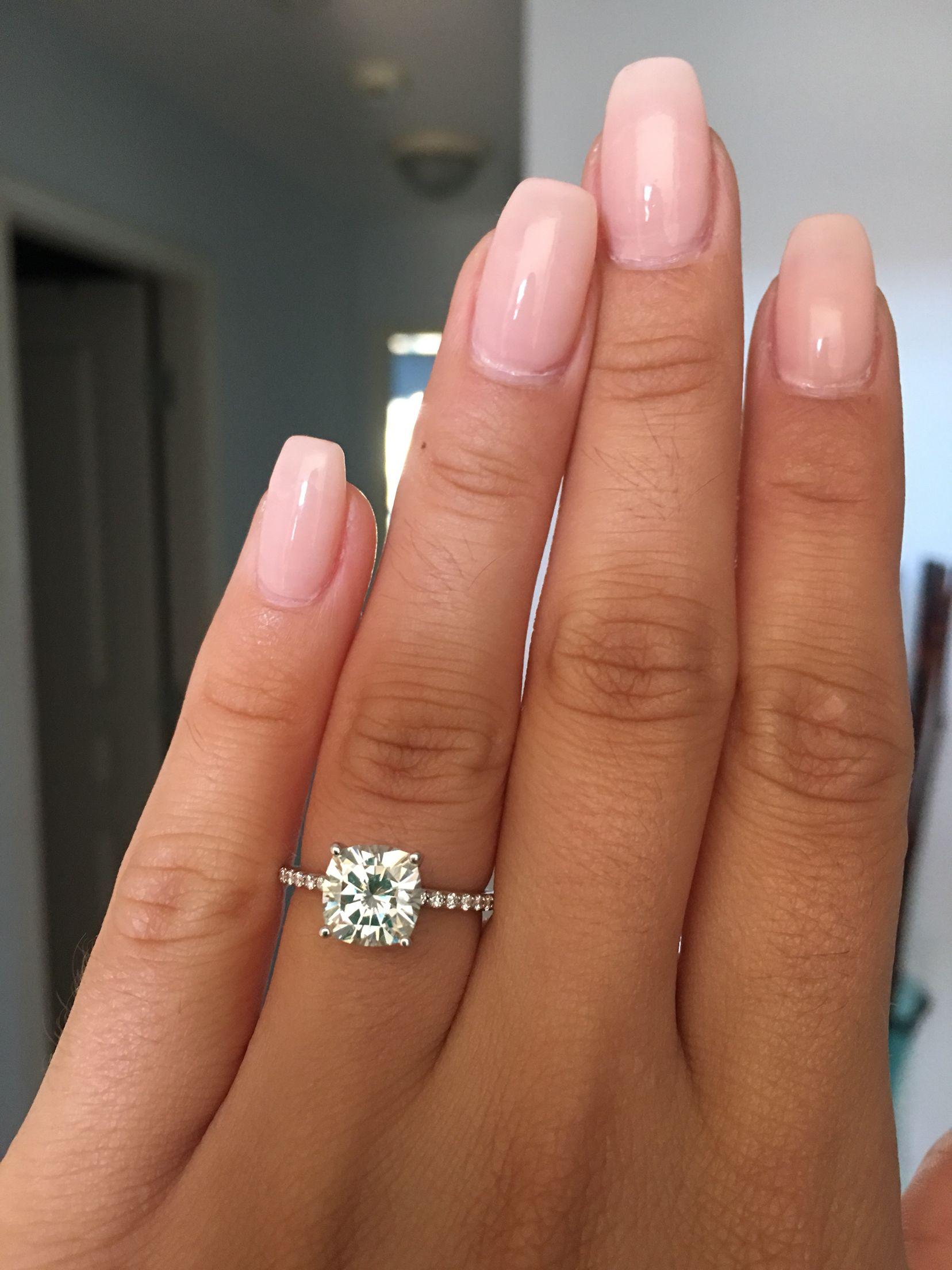 25 Carat Cushion Diamond Ring Wwwpixsharkcom Images