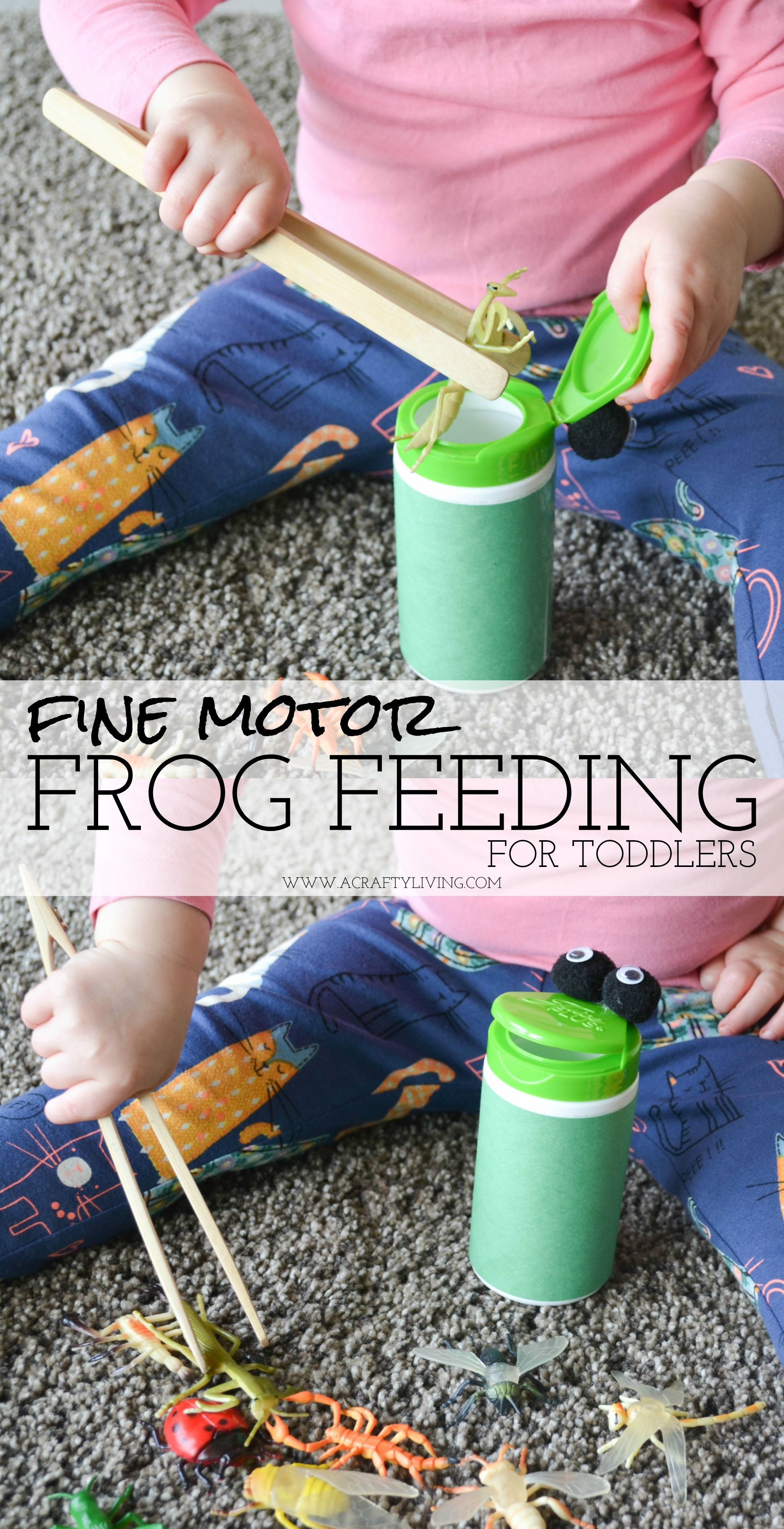 Inexpensive Activity For Toddlers Amp Preschoolers To