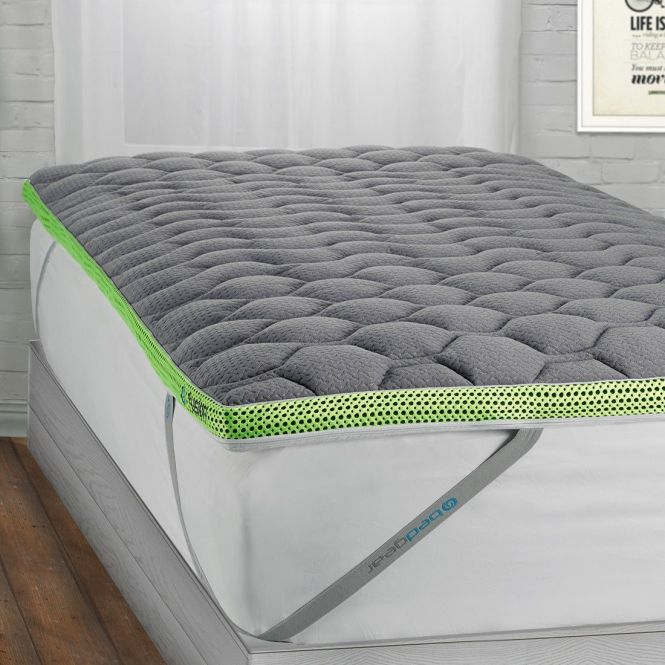 The Fusion Dri Tec Mattress Topper Is Designed To Wick Away Heat And Moisture Pillow Top
