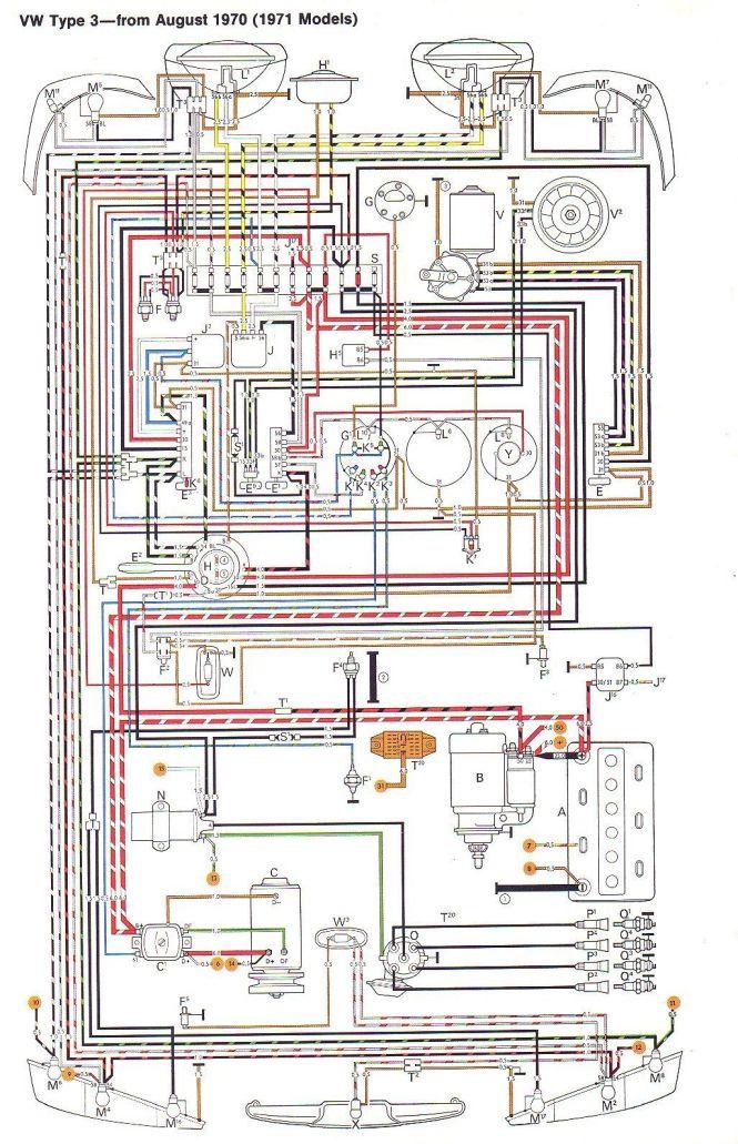 Wiring Diagram For Vw Dune Buggy - Wiring Diagram