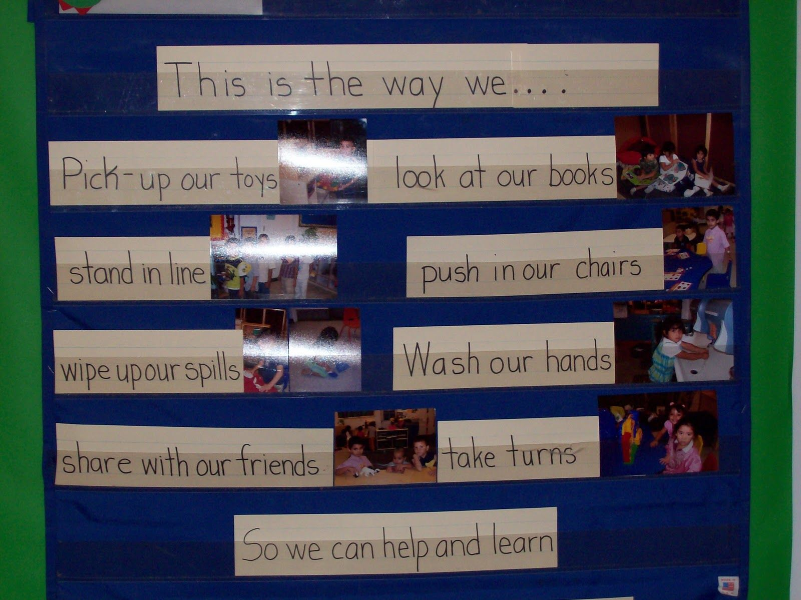The 25 Best Preschool Classroom Rules Ideas