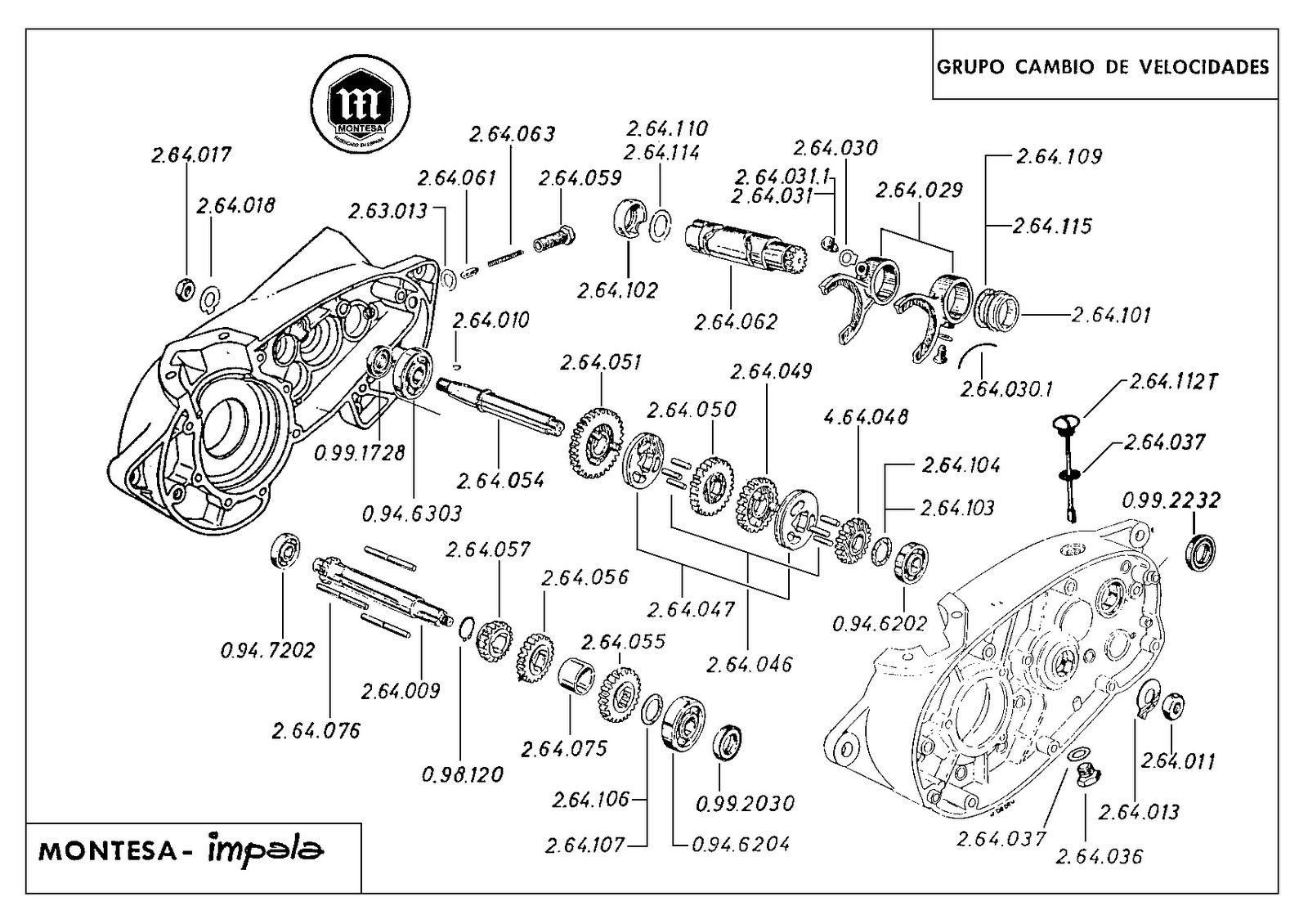 Motos Epoca Bastidores Y Motores