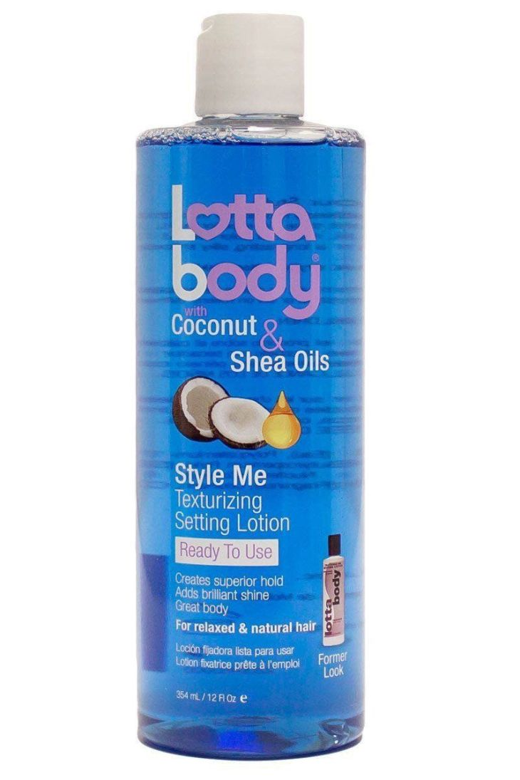 Lottabody Style Me Texturizing Setting Lotion  fl oz  Products