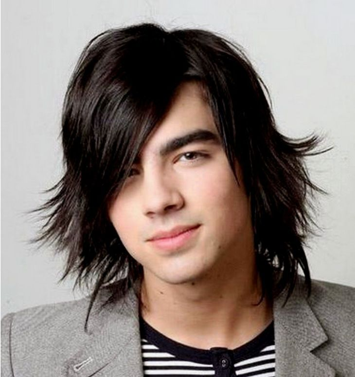 Boys Long Hairstyles Images  Hairstyles  Pinterest  Boys long