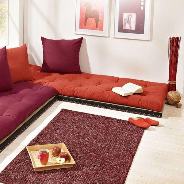Euro Pallets Sofa Pillow Mattress Pad Build Yourself