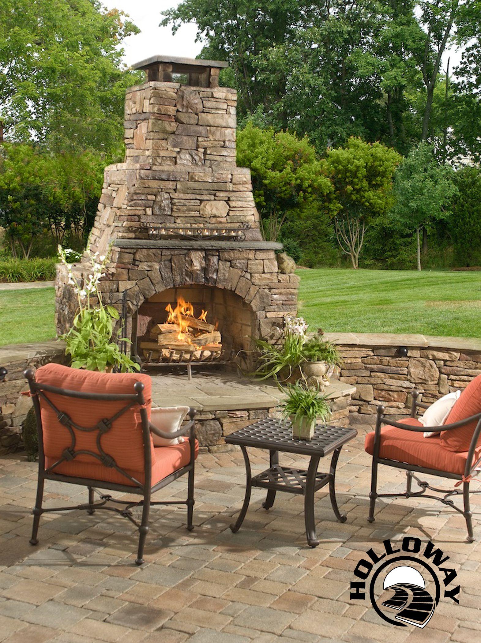 Outdoor Fireplace 72 Custom Masonry Outdoor Fireplace