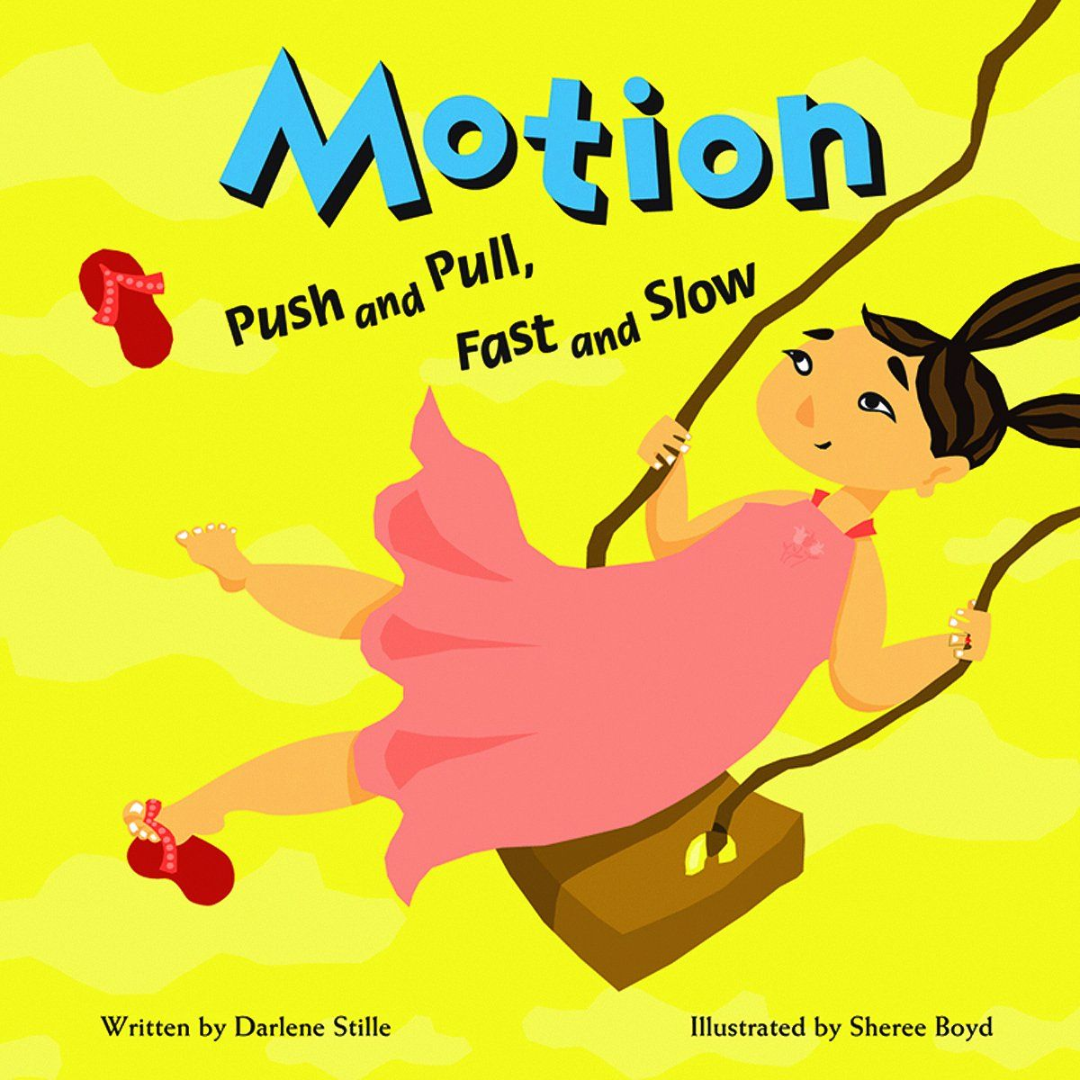 Motion Push And Pull Fast And Slow Amazing Science