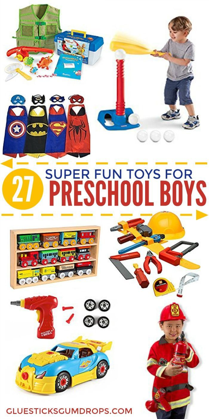 Fun Toys for Preschool Boys  Toy and Gift