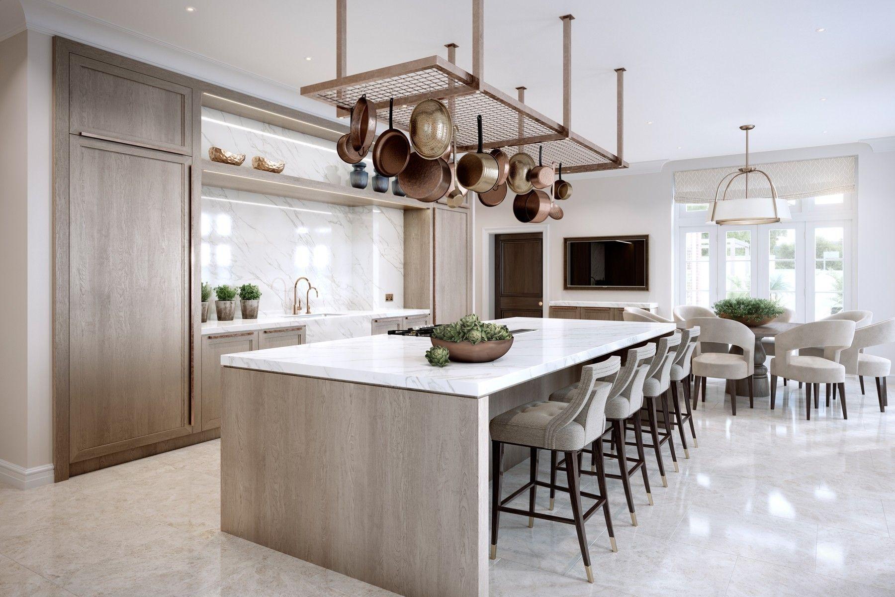 kitchen seating ideas surrey family home luxury interior design laura hammett my new on kitchen interior luxury id=57232