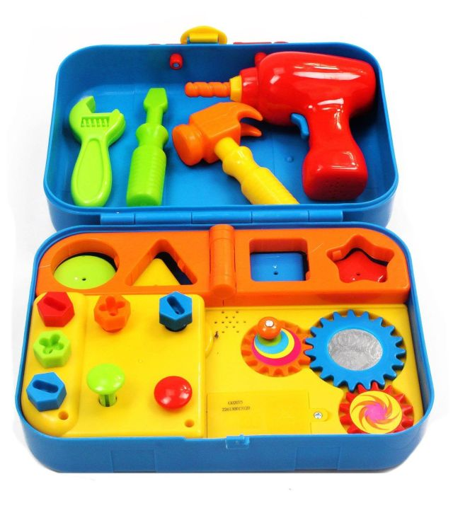 Best gifts for 1 year old boys in 2017 toolbox toy and