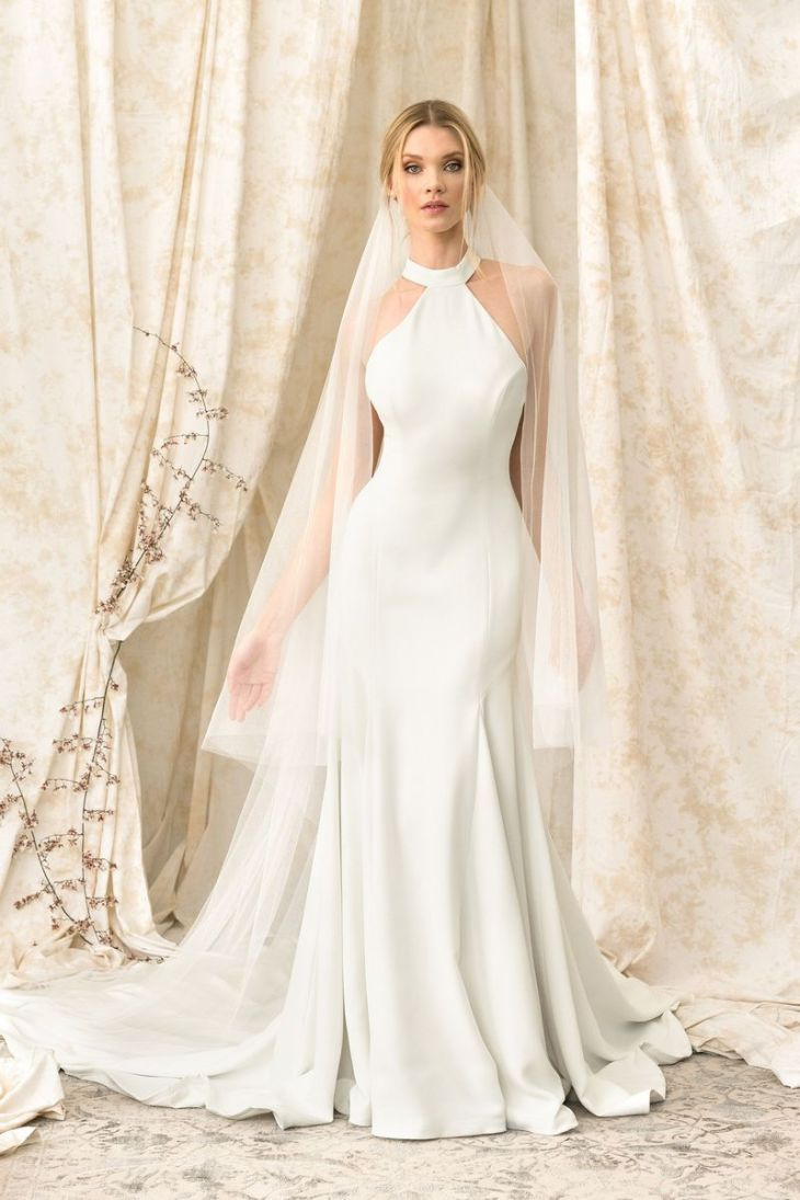 Bridal gown available at The Wedding Studio Carmel Indiana