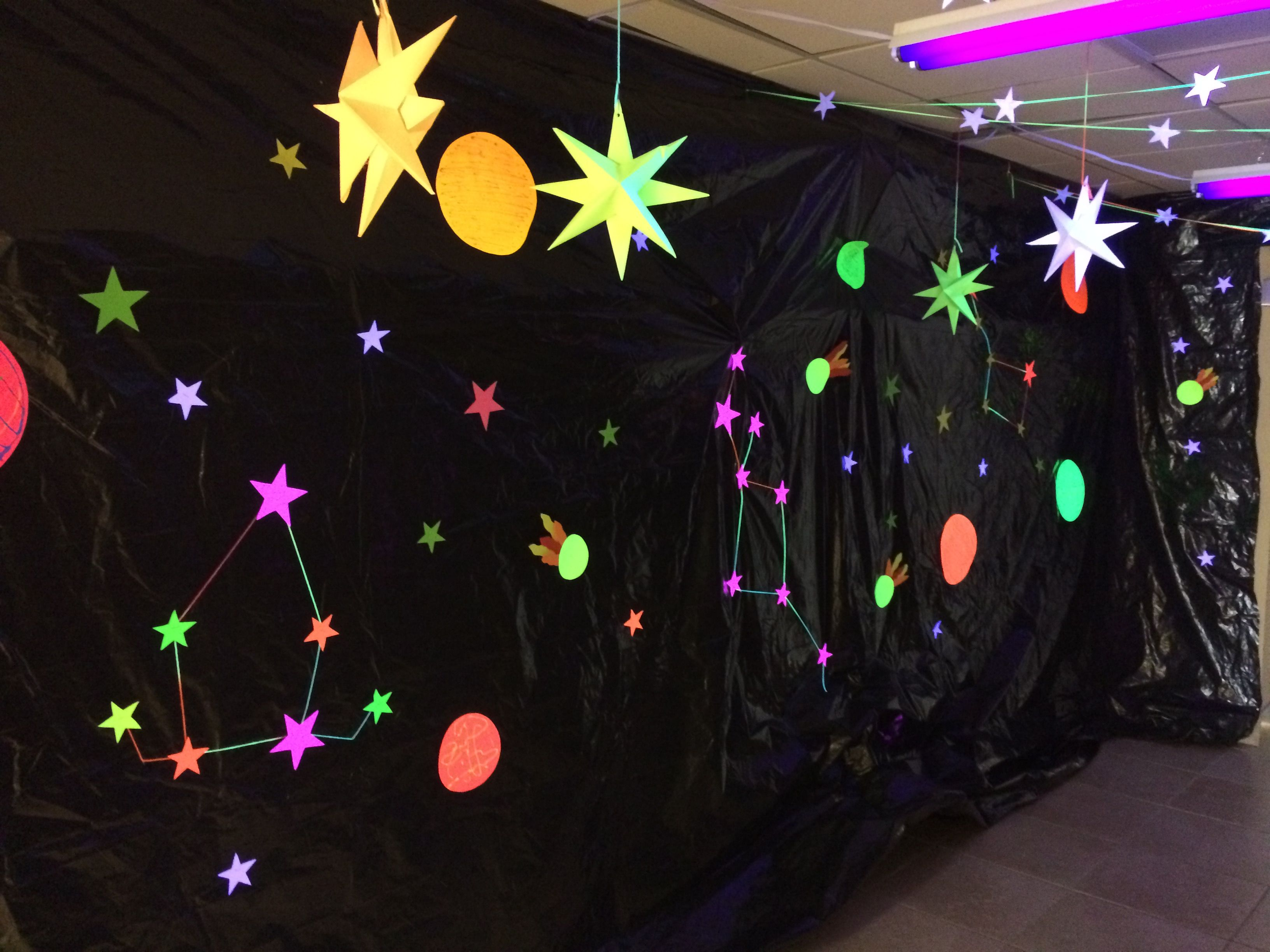 Galactic Starveyors Vbs Calvary Baptist Church Bowling Green Ky Outer Space With Black