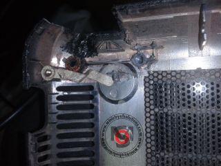 HP 1000 Hinges Bottom Base Repair