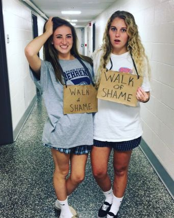 Image result for picture of walk of shame woman