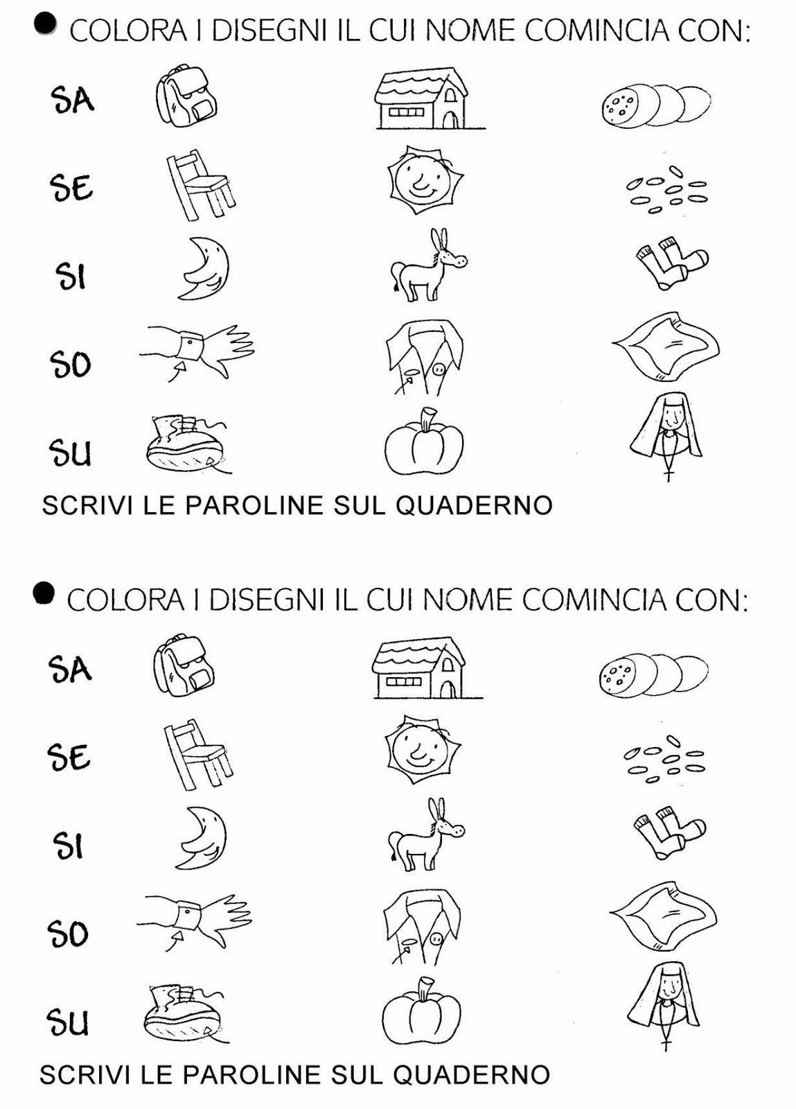 Schede Didattiche Per La Scuola Primaria Giochi Disegni Da Colorare Enigmistica Quiz