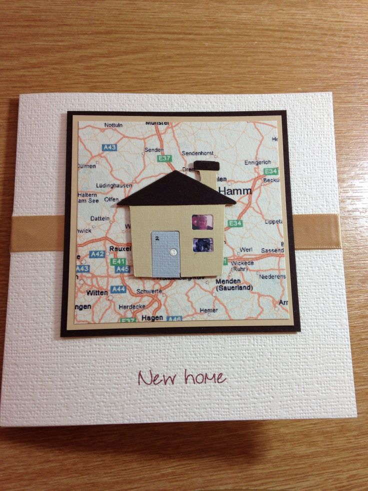 Image Result For New Home Card Homemade Card Ideas