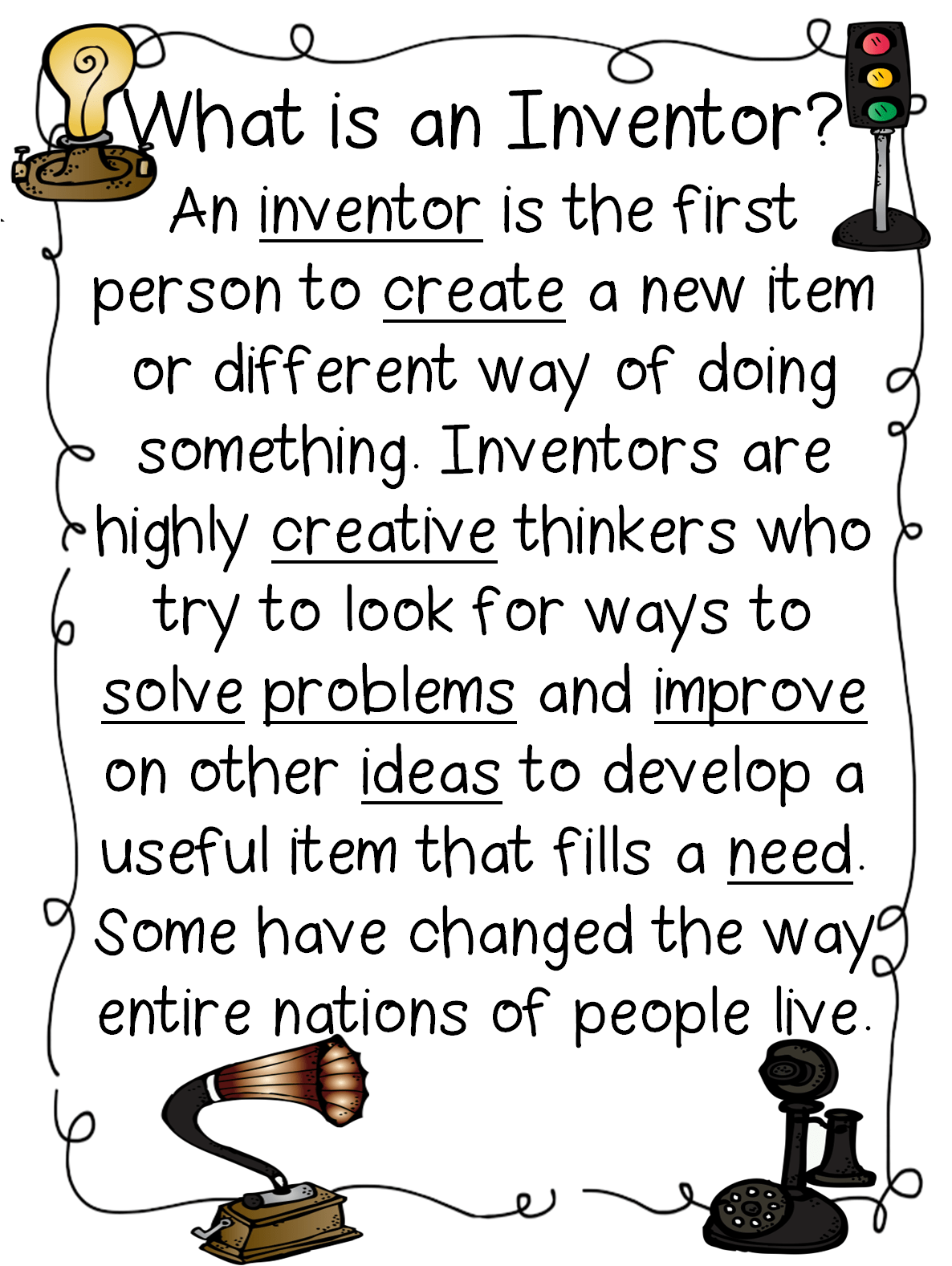 The 25 Best Inventors Ideas