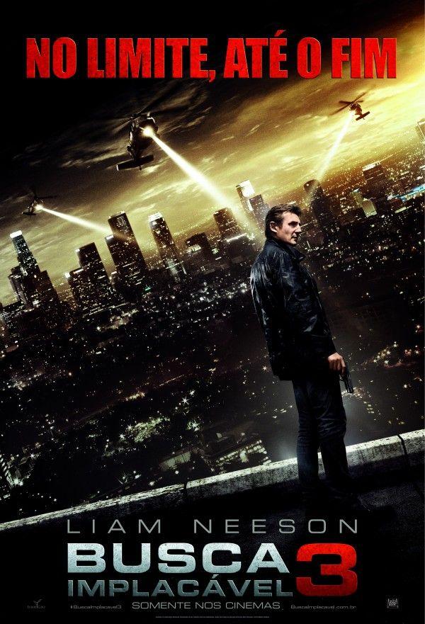 Poster do filme Busca Implacável
