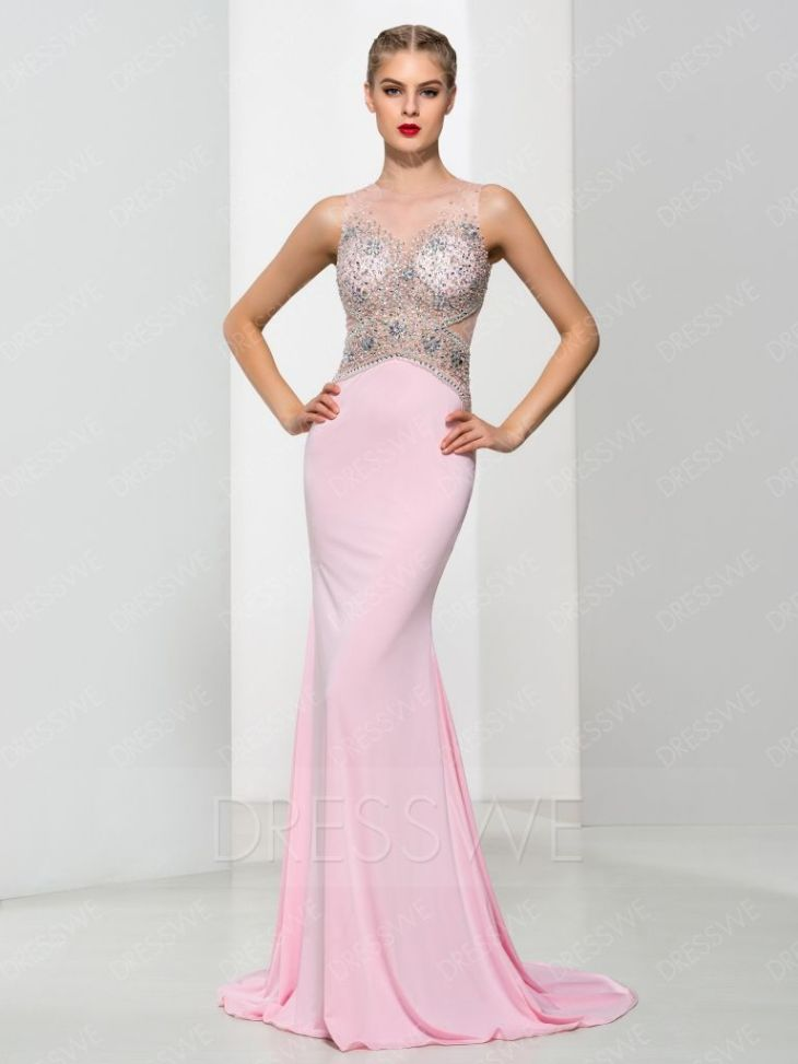 trumpet mermaid prom dresses prom dresses with high neck Check