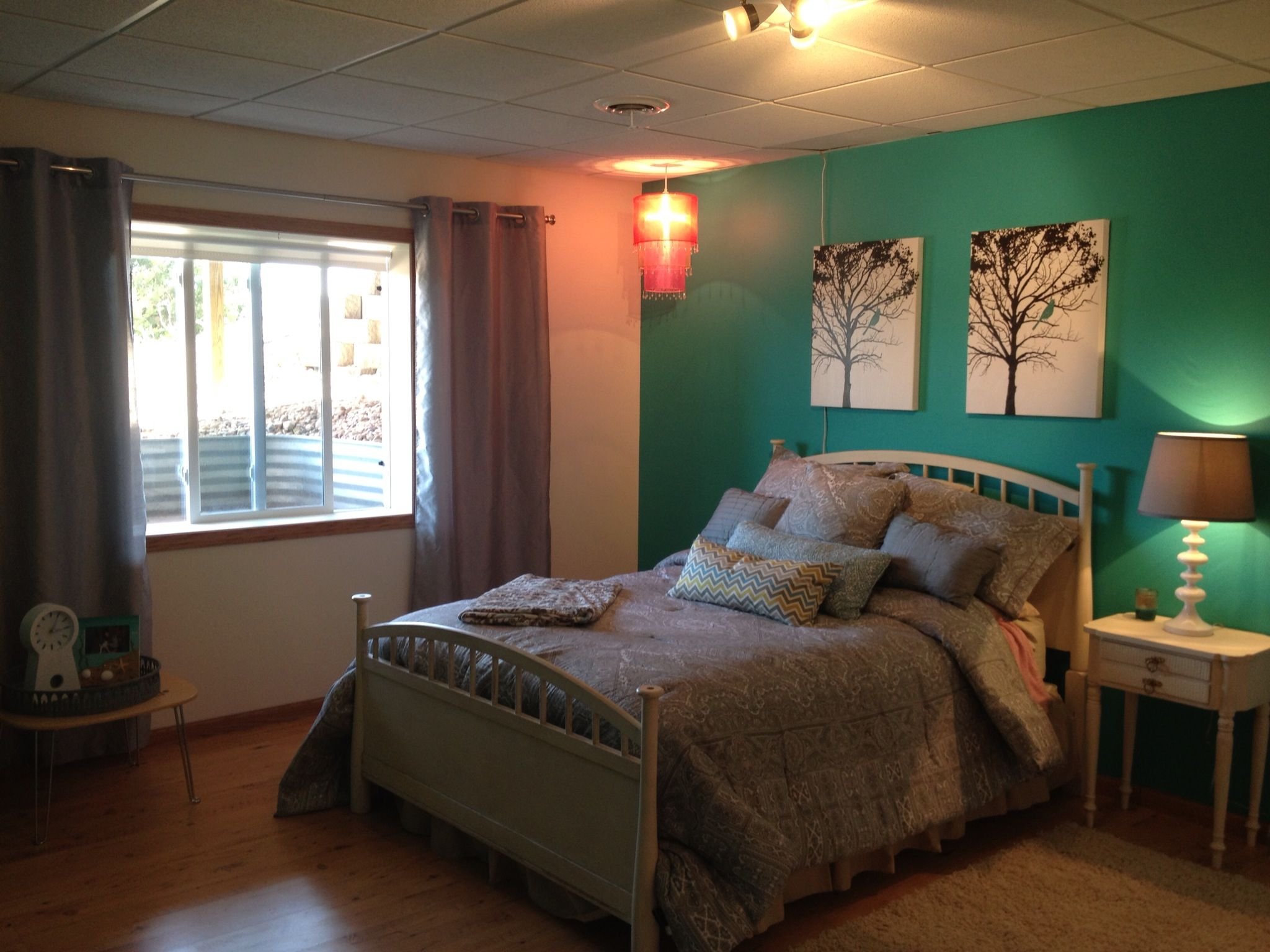 lake home bedroom with cozumel paint color home love on lake home colors id=35671
