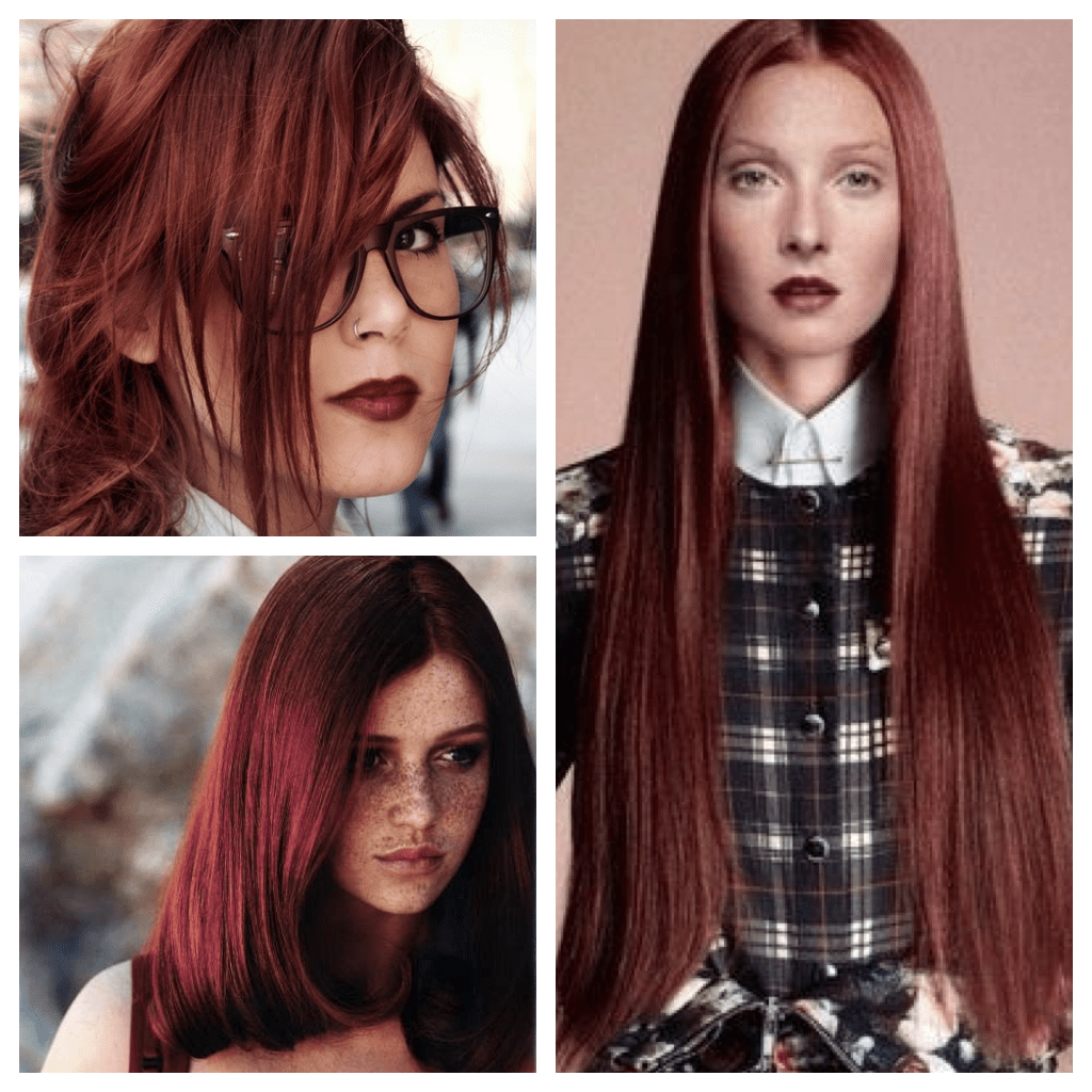 Hair Color How To Inspiration Amp Formulation For Rosewood Brown Hair
