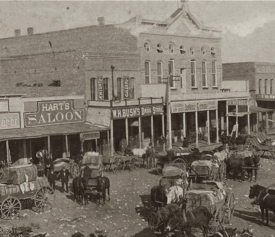 Greenville Texas In The 1880s All Things TEXAS
