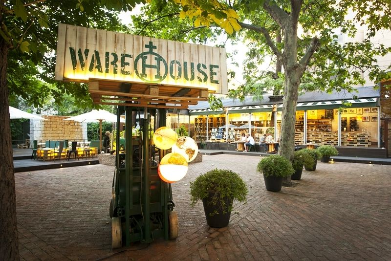 mejores terrazas Madrid - Warehouse