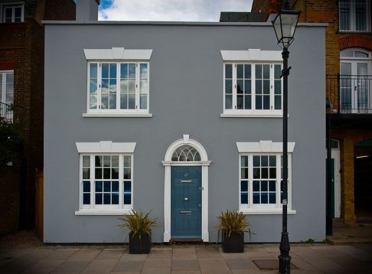 Grey Paint With White Trim Ooo Yah Finally Found The Look For Our Exterior House Colorsgrey