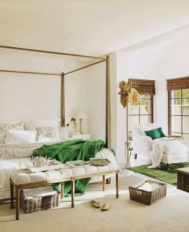 D    cor Inspiration   Green   White  Malaga  Andalusia   Andalusia     Decor styles