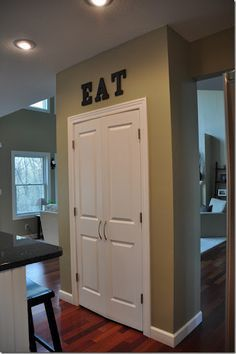 Double Pantry Doors Google Search Getting Organized
