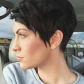 Pin by natalee davis on short summer hair pinterest short hair