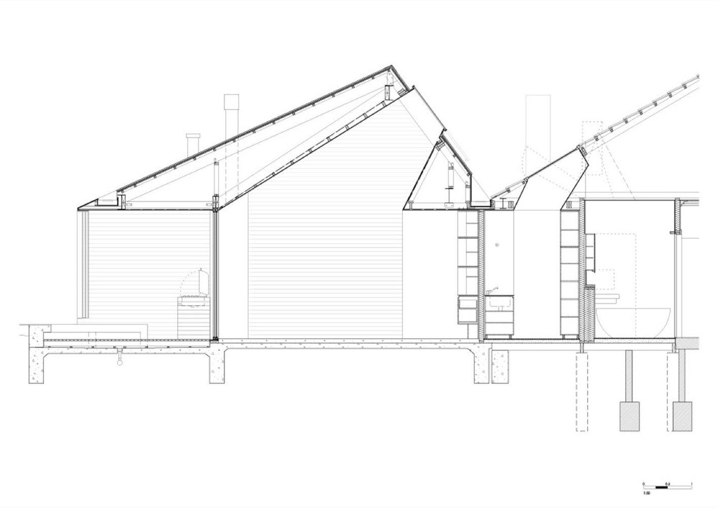 Galeria De Casa Claraboia Andrew Burges Architects